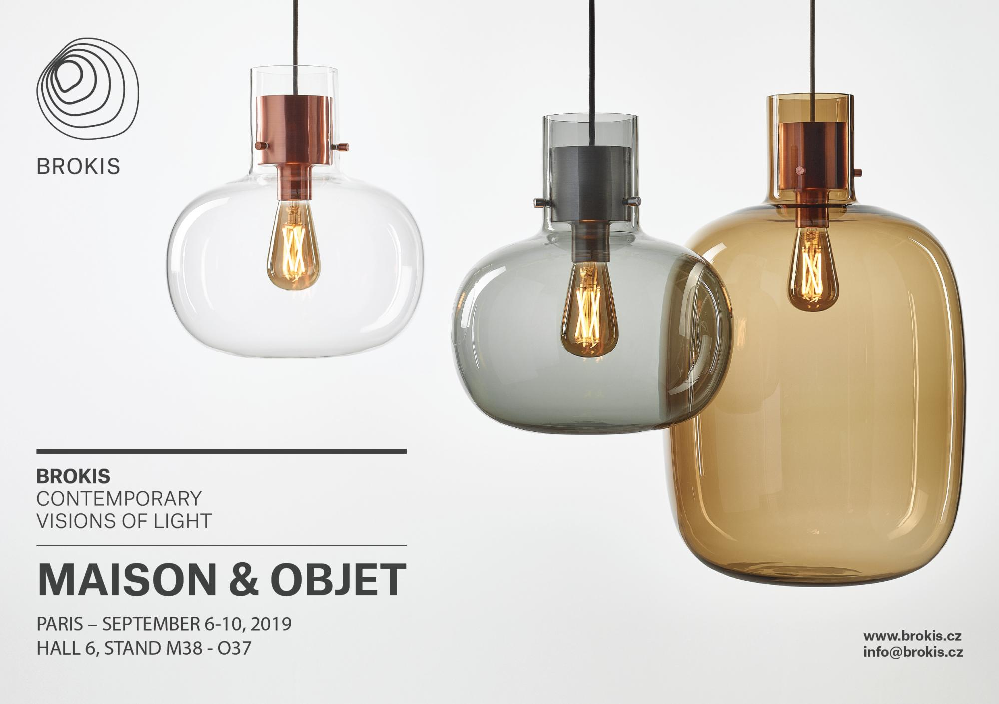 MAISON&OBJET 2019 – PARIS IN A NEW LIGHT TOO